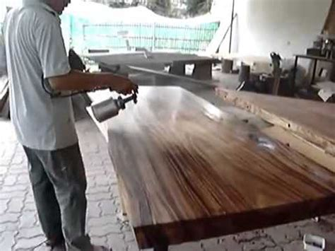 solid acacia wood  slab dining table top reclaimed