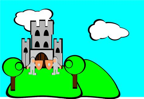 disneyland castle drawing clipart panda  clipart