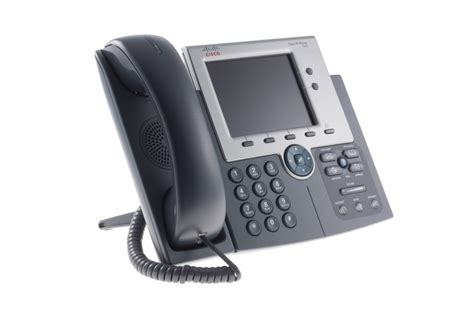 Cp7945g  Cisco 7945 Ip Phone  Unified  Two Line Color