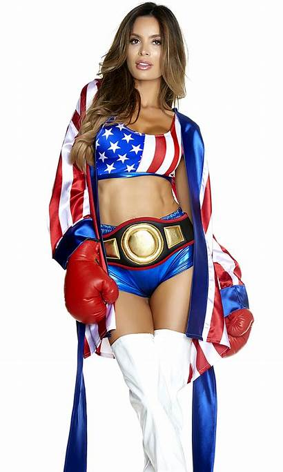 Costume Boxer Halloween Forplay Costumes Em Boxing
