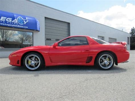 Mitsubishi 3000gt Vr4 Review by 1992 Mitsubishi 3000gt Vr4 Awd Turbo For Sale