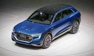 Audi E Tron : audi e tron quattro concept debuts in deutschland autonxt ~ Melissatoandfro.com Idées de Décoration