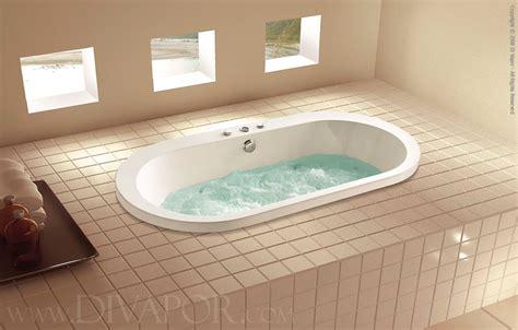 Whirpool Bath : Pesaro Oval Whirlpool Bath