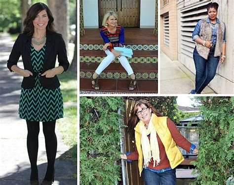 Style Over 40 from Fabulous After 40 Readers and Bloggers