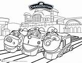 Chuggington Coloring Printable Train Koko Wilson Luke Brewster Sheet Thomas Drawing Sheets Printables Children Dvd Competition Calling Younger Getcolorings Trainees sketch template