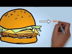 Essay Organizer Hamburger Model Of Writing Youtube