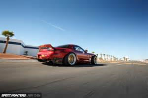 corvette speed wide dreaming the rocket bunny rx 7 speedhunters