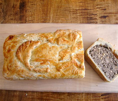 pate en croute chenois pat 233 en croute vegetarian style out of the ordinary