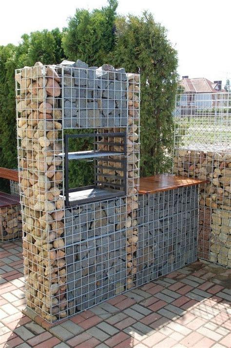 Steinwand Garten Selber Machen by Diy Trockenmauer Gabionen Steinwand Selber Bauen Ohne