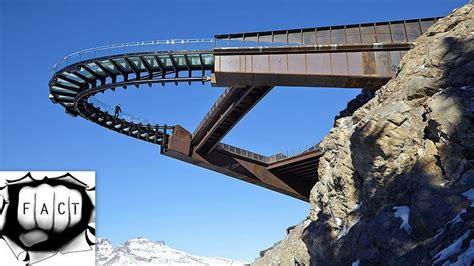 Top 10 Unique Bridges Around The World Youtube