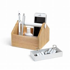 Boite De Rangement Bureau : boite de rangement toto small umbra absolument design ~ Melissatoandfro.com Idées de Décoration