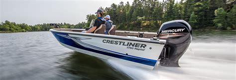 Raptor Boats Fishing by 1750 Raptor Crestliner Raptor Leading Aluminum Fishing
