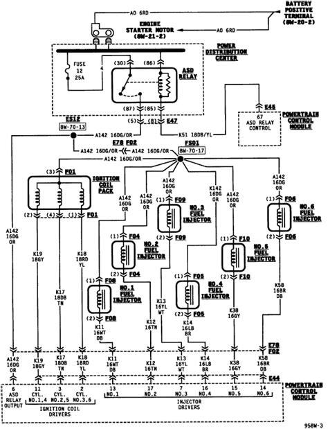 Dodge Caravan Electrical Problem Wiring