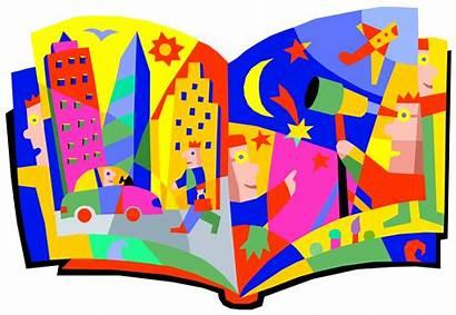 Clipart Books Childrens Children Library Clipartmag