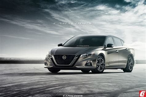 2019 Nissan Altima by 2019 Nissan Altima Everything We Carscoops