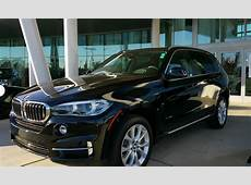 2015 BMW X5 xDrive 35i Jet Black on Black Review YouTube