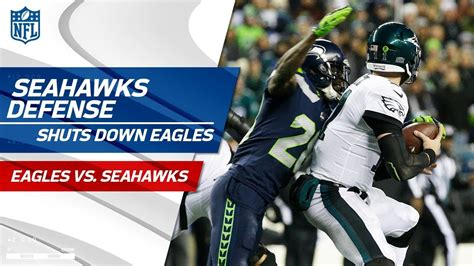 seattles defense shuts  high flying philly offense