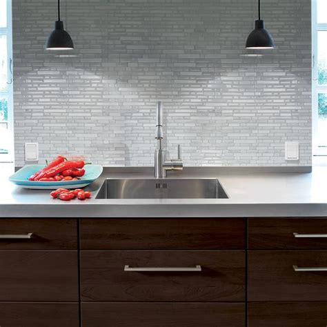Peel And Stick Subway Tile by The World S Catalog Of Ideas