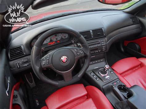 bmw m3 interior bmw e46 m3 vert 3m 1080 carbon fiber interior trim wrap wu