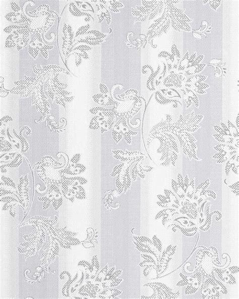 Papier Peint Gris Clair Motif by Papier Peint En Vinyle Design Motif Floral Edem 084 20