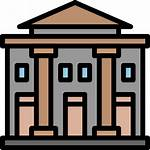 Court Icons Icon Justice Trial Law Architecture