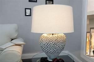 Lampe à Poser Design : lampe poser design siarra chloe design ~ Teatrodelosmanantiales.com Idées de Décoration