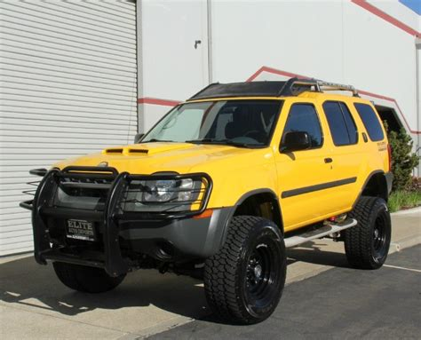 2003 nissan xterra lifted lifted nissan xterra with pictures mitula cars