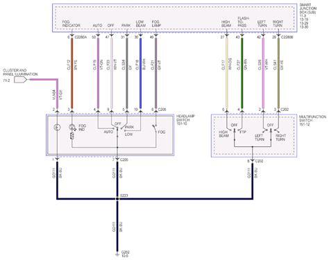 Taurus Radio Wiring Diagram Page Ford Forums