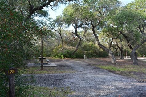 goose island state park campsites  electricity texas parks wildlife department
