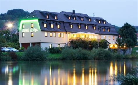 Anker Hotel by Gasthof Hotel Anker Direkt Am Main Picture Of Gasthof