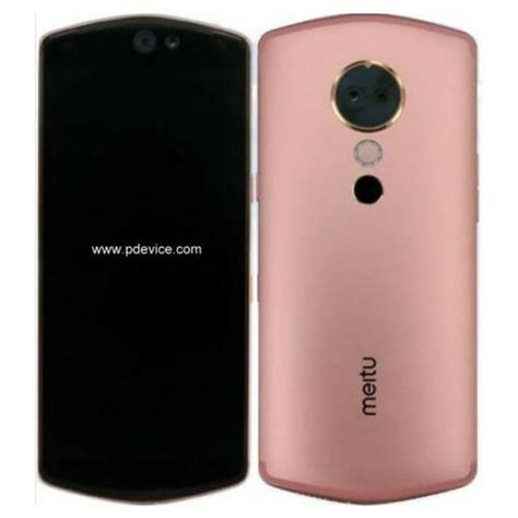 Meitu T9 Specifications, Price Compare, Features, Review