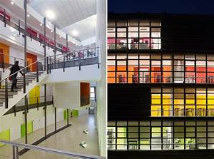 Nbj Architectes Revitalizes Gipes Institute In France