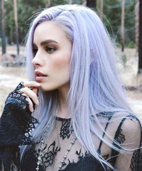 51 Beautiful Lilac Hair Ideas That Will Rock Your World