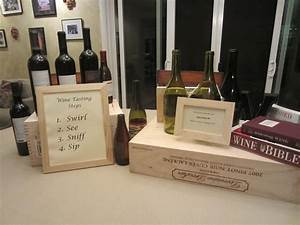 Wine Tasting Party - DIY Inspired