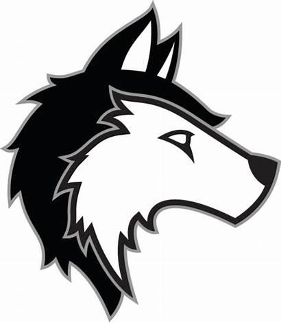 Husky Wolf Head Clipart Siberian Silhouette Transparent