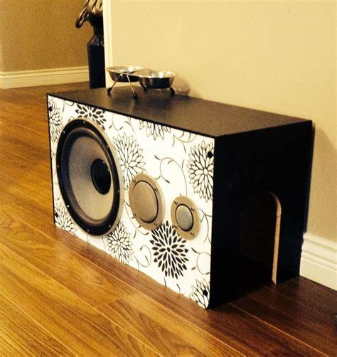 images   speaker box makeover  pinterest