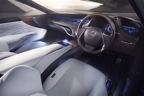 Lexus Lf Fc Concept Revealed Previews Next Gen Ls