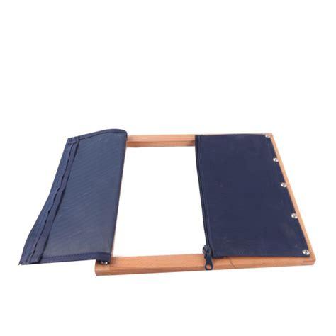 montessori premium cadre d habillage avec fermeture 233 clair