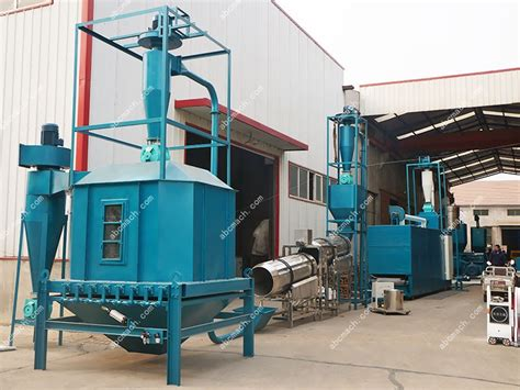 feed production  fish pet food processing extruder