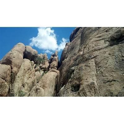 Granite Gardens Trails in Prescott AZ