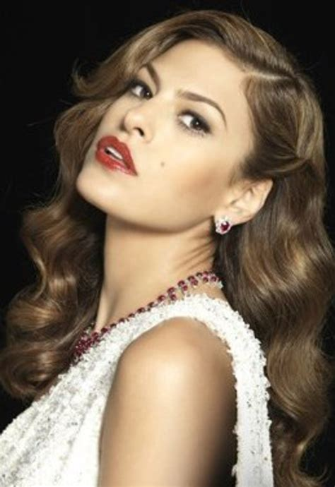 Beautiful Hairstyles Worn Eva Mendes Over The Years