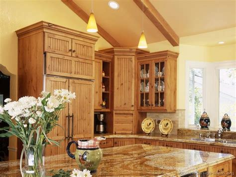 country kitchen kauai a beautiful country kitchen with a wood paneled 2825