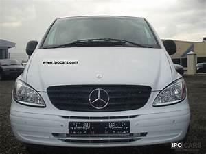 Vito 115 Cdi : 2005 mercedes benz vito 115 cdi compact dpf car photo and specs ~ Gottalentnigeria.com Avis de Voitures