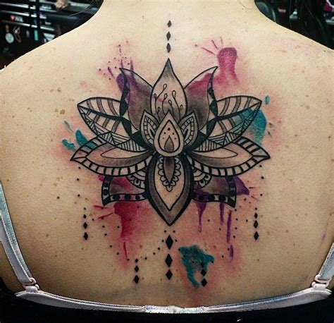 color mandala tattoo artistic mandala tattoos