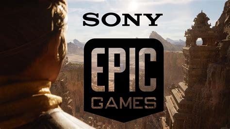 Sony investe 250 milioni di dollari in Epic Games   News