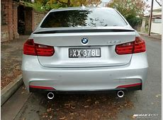 SteveAus's 2013 BMW 335i MSport BIMMERPOST Garage