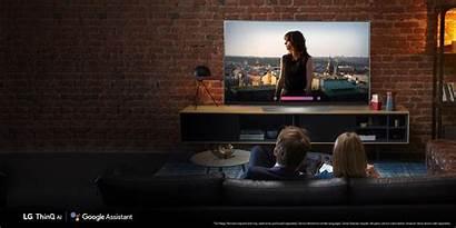 Lg Oled Tv Tvs 4k Intelligence Artificial