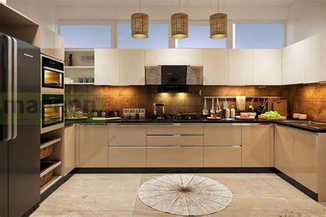 Kitchen Interior Designs by Bangalore Modular Kitchen Manufacturers Trends In
