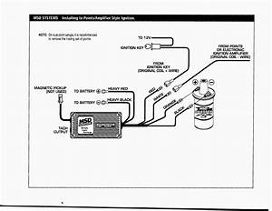 Msd 6al Part Number 6420 Wiring Diagram