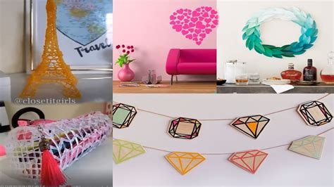 5 Minute Craft Home Decor : Diy Hacks , Diy Everyday , Diy Projects , 5 Minute Crafts